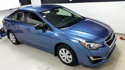 Subaru Impreza Sedan PPF