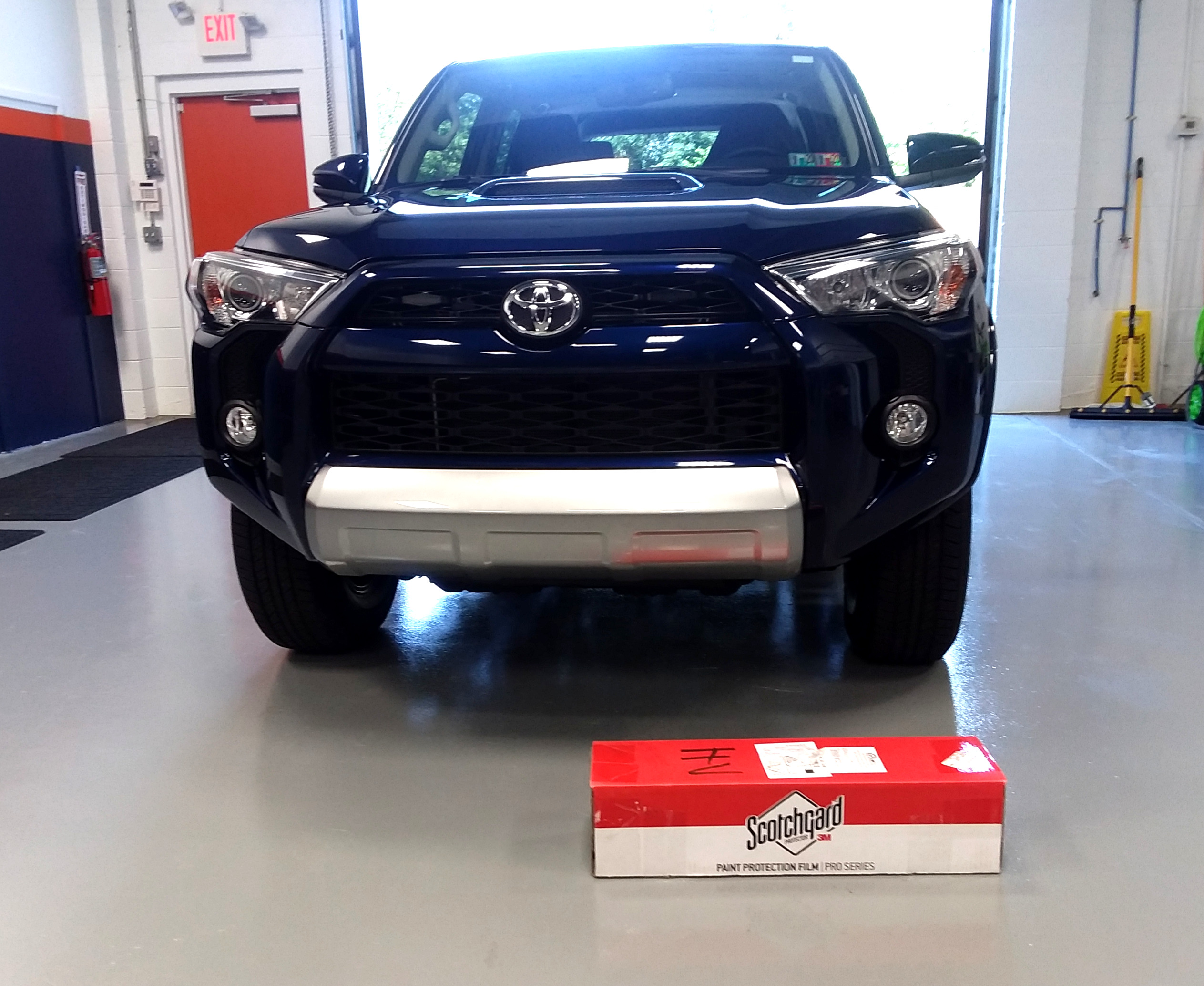 Toyota 4Runner 3M Stone Guard