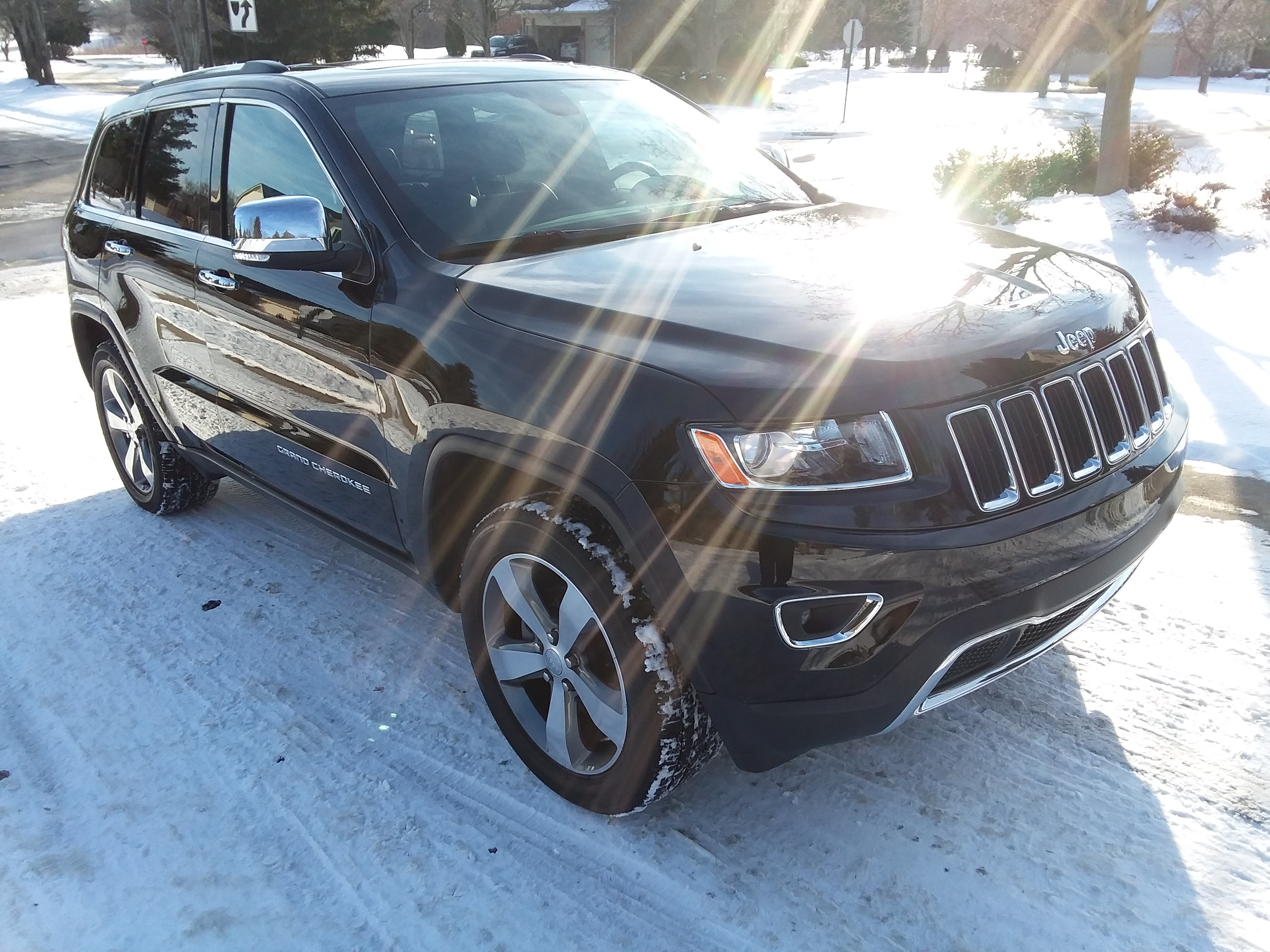 Jeep Grand Cherokee PPF