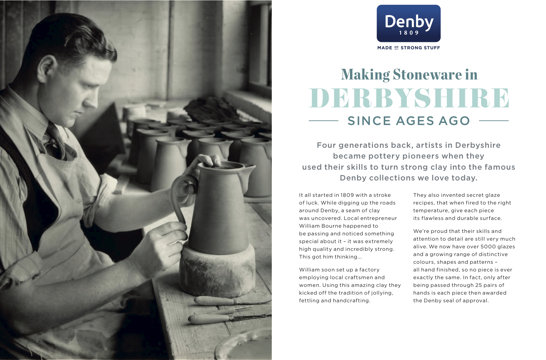 Denby catalogue