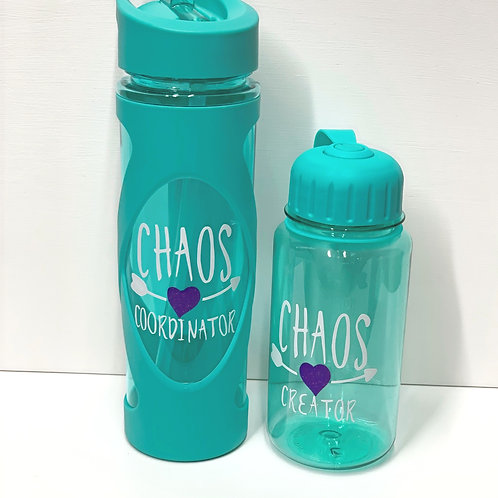 Mom and Me Water Bottles