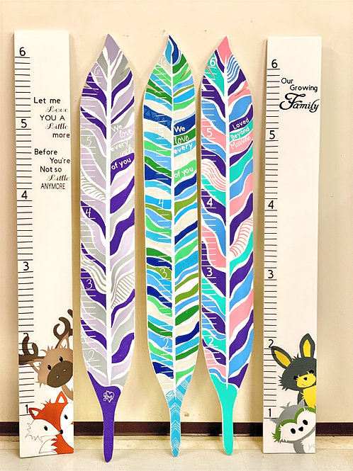 Feather Growth Chart
