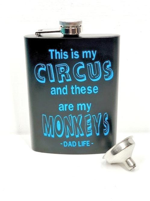 8 oz Flask