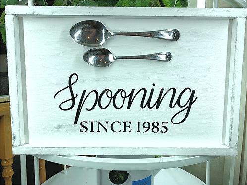 Spooning Board