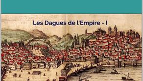 Les Dagues de l'Empire : trilogie de romans historiques