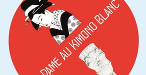 La Dame au Kimono blanc - Parution