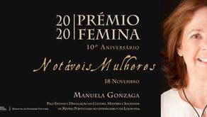 PRÉMIO FEMINA