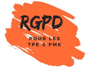 La RGPD en pratique pour les TPE PME