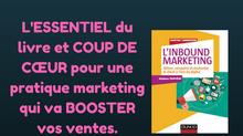 J'ai lu pour vous: L'Inbound Marketing des éditions Dunod
