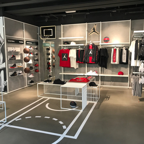 Nike Store Manor Genf