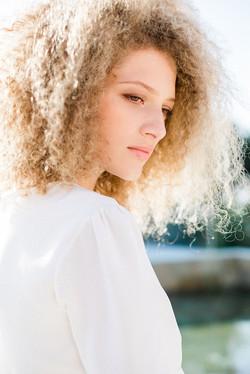 Editorial Makeup & Hair
