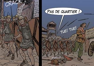 Prise de Cenabum par César
