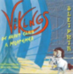 pochette CD Sleipnir