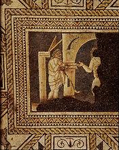 mosaïque de Grand