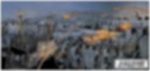 première croisade, siège  de Jérusalem pendant la nuit