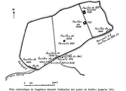 Gergovie_fouille 1943_44 Hatt.jpg