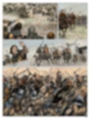 bataille autour d'Ypres 1128