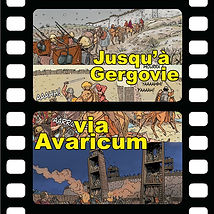 video Avaricum jusqu'à Gergovie