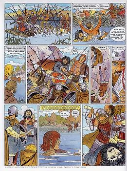 les Vikings à Taillebourg