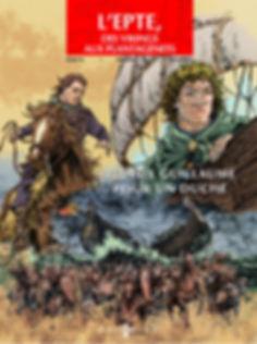 couverture BD epte3, Deux Guillaume pour un duché,.
