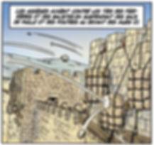 Les remparts de Jérusalem étaient protégés