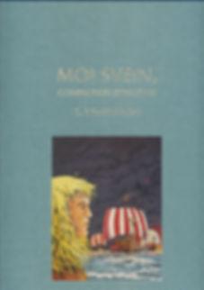 BD Moi Svein tome 1, couverture du tirage de tête