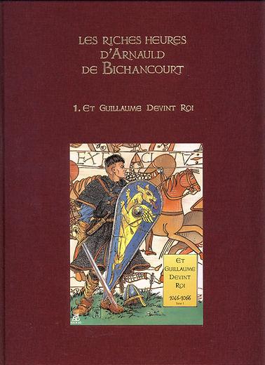 BD Bichancourt tome1, tirage de tête