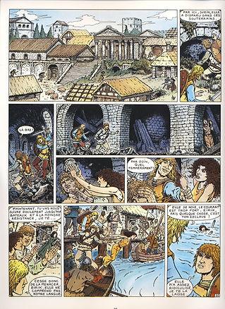 Les cryptoportiques d'Arles au moyen âge