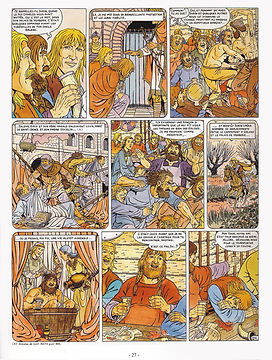 les vikings à Verberie