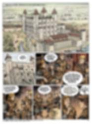 la tour de Londres début XIIe