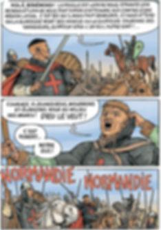 Robert Courtheuse à la bataille de Dorylée.jpge