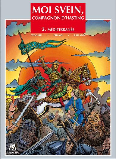 Bd moi Svein tome 2, Méditerranée