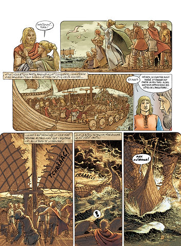 la Saga de Ragnar Lodbrok