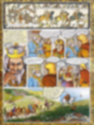 la conquête de l'Angleterre par Guillaume