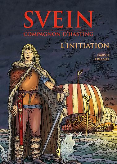 BD Svein, L'initiation, édition 3, couverture