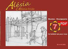 Alésia BD , chronologie fortification