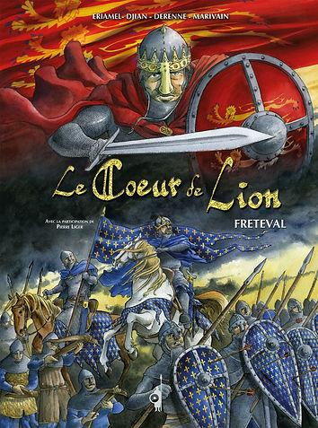 BD Freteval, le coeur de Lion.