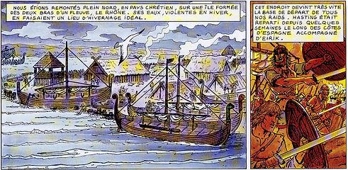 les Vikings hivernent en Camargue