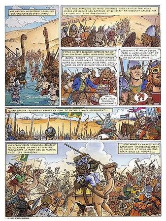 les Vikings à Nekor , Maroc