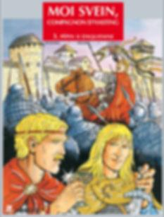 BD Svein3, Pépin d'Aquitaine, couverture