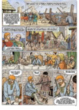 Guillaume le Roux confie des careeaux d'Arbalète à Gautier Tirel, peu avant sa mort