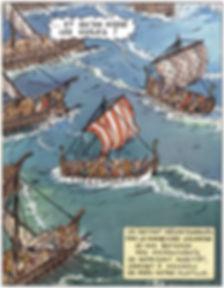 Vikings en Méditerranée