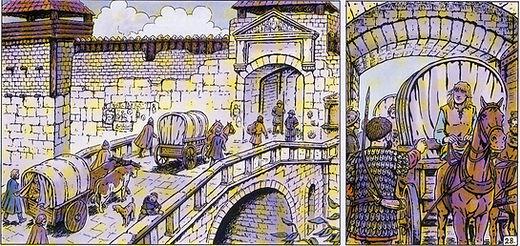 les vikings à Narbonne