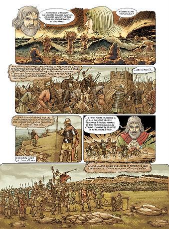 La saga de Ragnar Braies Velues