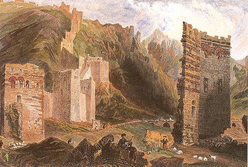 Antioch Justinian Walls.