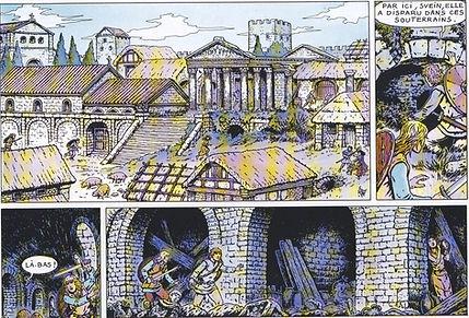 The Vikings in Arles