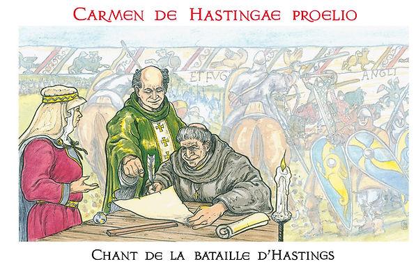 Carmen de Hastingae Proelio