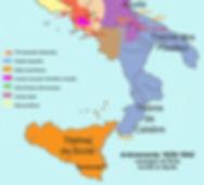 italia normande 1039-1045.