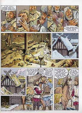 BD sur les Vikings