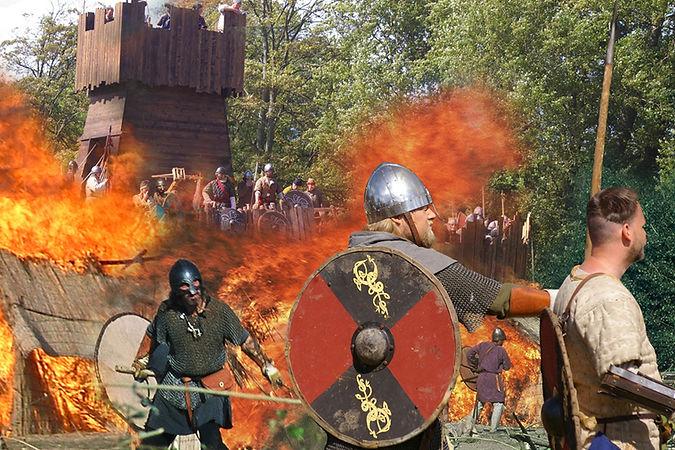 Vikings et Carolingiens